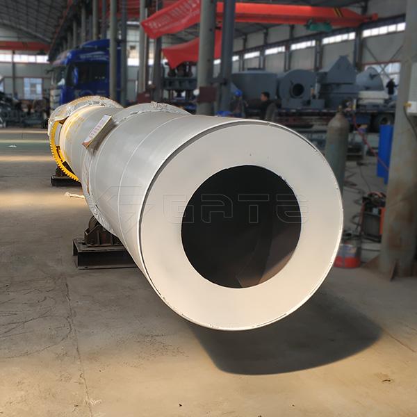 GATE Rotary granulator fertilizer machine supplier