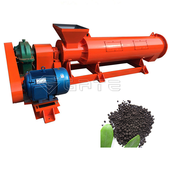 Cow dung fertilizer granulator making machine Price