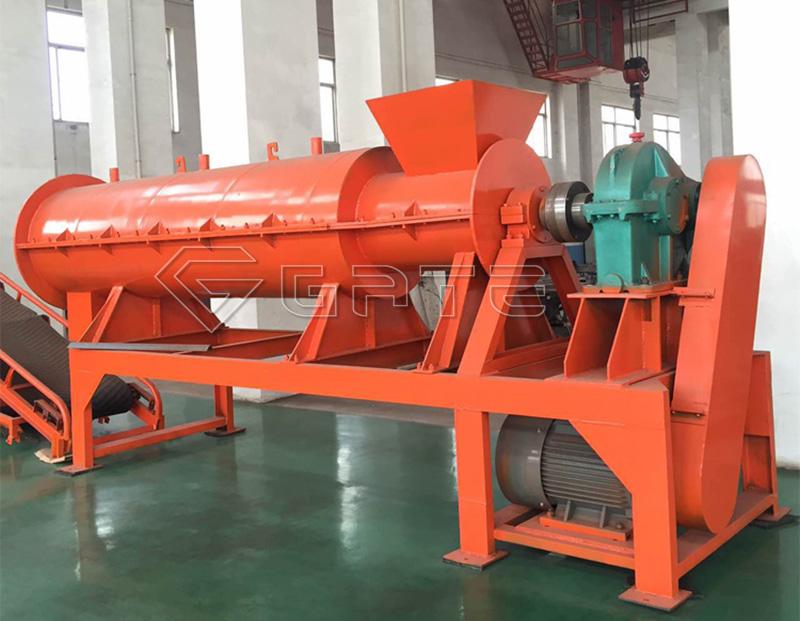 Cow dung fertilizer granulator making machine Price