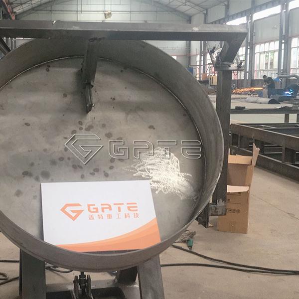 GATE disc granulator fertilizer machine for sale