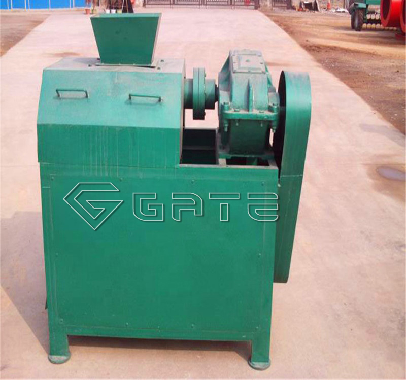 GATE double roller pressing fertilizer granulator machine manufacturer