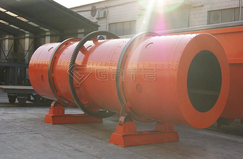 GATE Rotary granulator fertilizer machine