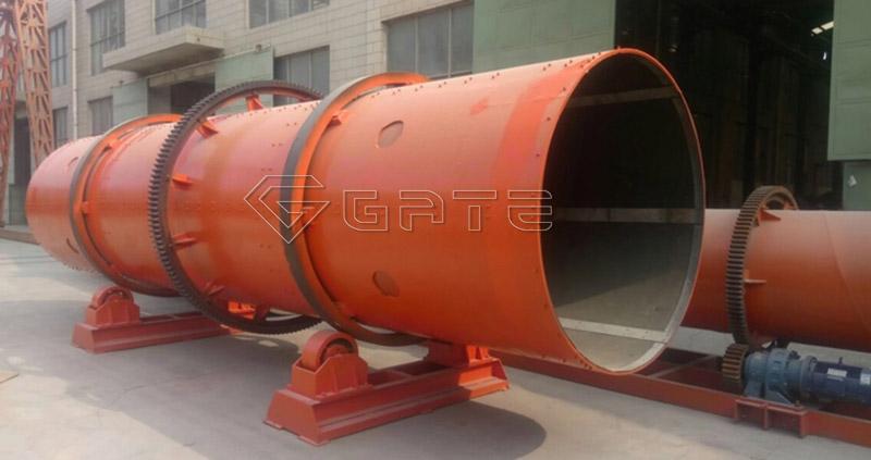 rotary granulator fertilizer