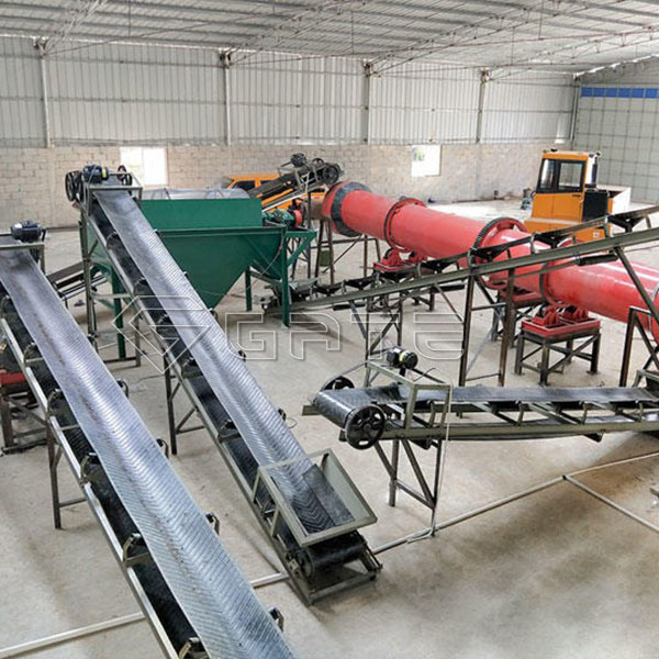 How to maintain organic fertilizer equipment?