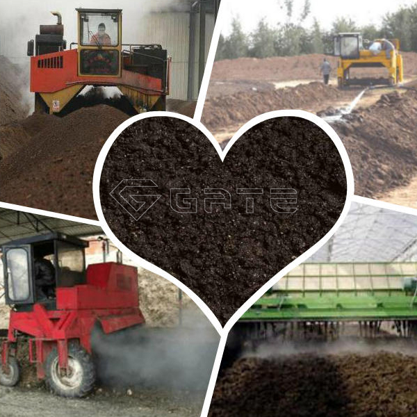 Detailed explanation of the performance indicators of Organic fertilizer waste compost turner machine