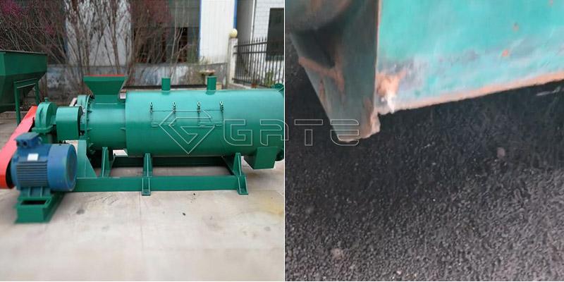 GATE organic fertilizer granulator making machine3