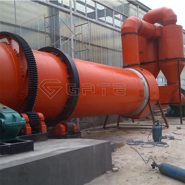 How to solve the failure of organic fertilizer dryer?