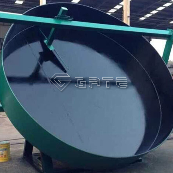Function of Disc Organic Fertilizer Granulator