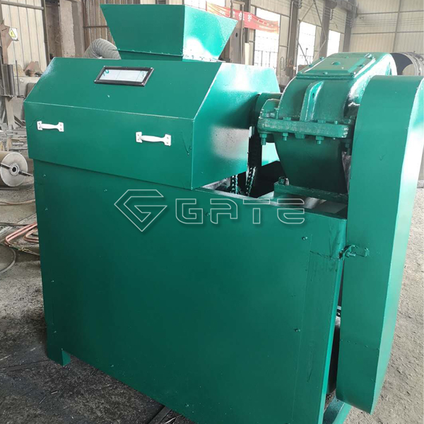 Process and characteristics of dry granulation for roller granulator