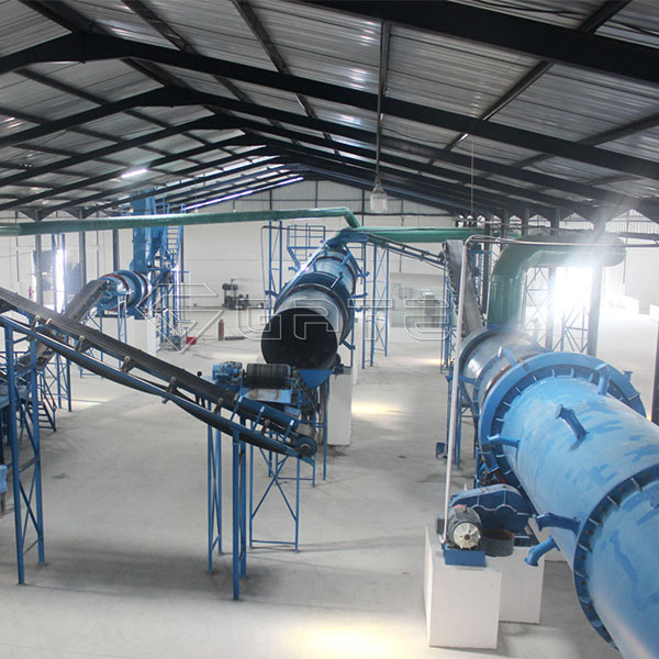 How to buy assured organic fertilizer equipment?