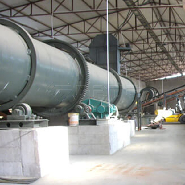 What are the benefits of organic fertilizer production lines to land?
