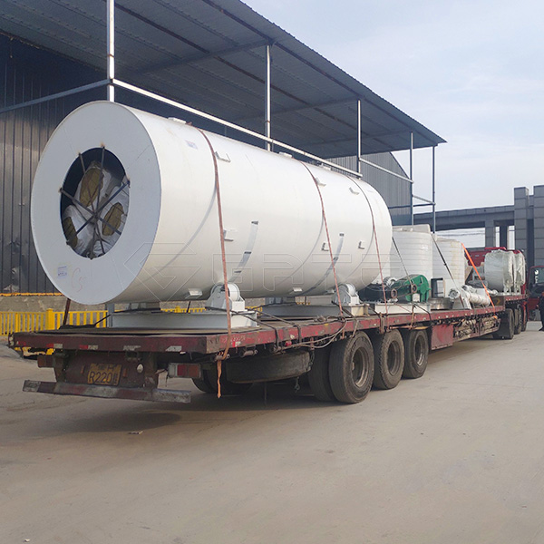 What are the production details of organic fertilizer equipment?