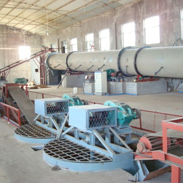 How to operate organic fertilizer equipment?