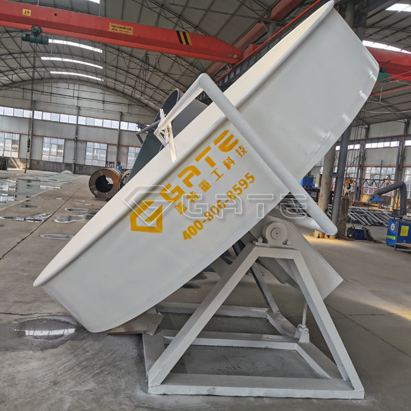 2020 GATE disc fertilizer granulator launched