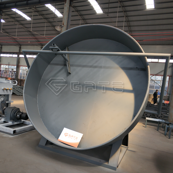 How to maintain the organic fertilizer disc granulator?