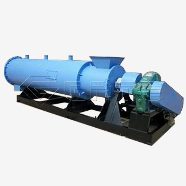 Animal Manure Organic Fertilizer Mixing Granulator Manfacturer
