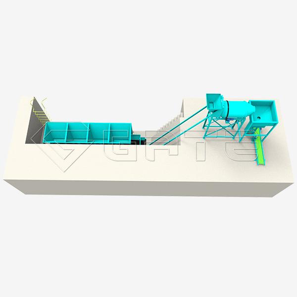 NPK Fertilizer Blending Plant Manfacturer