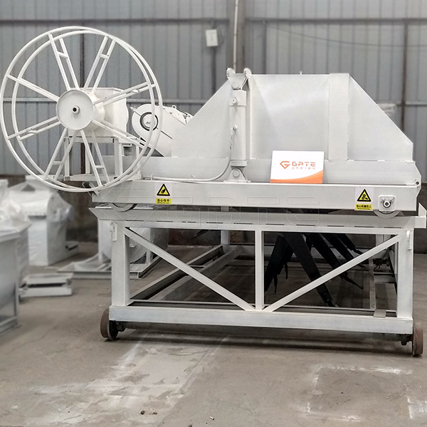 Role of compost turner in fertilizer production